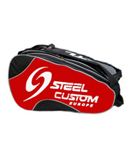 STEEL CUSTOM ROJA