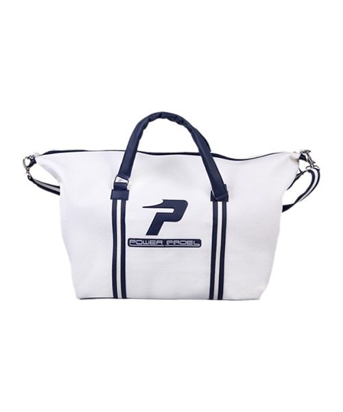 Bolsa Deportiva Power Padel Style Blanca - Diseño al mejor precio 9ddee8d0d075c