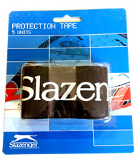 SLAZENGER 5 BLACK PROTECTOR UNITS