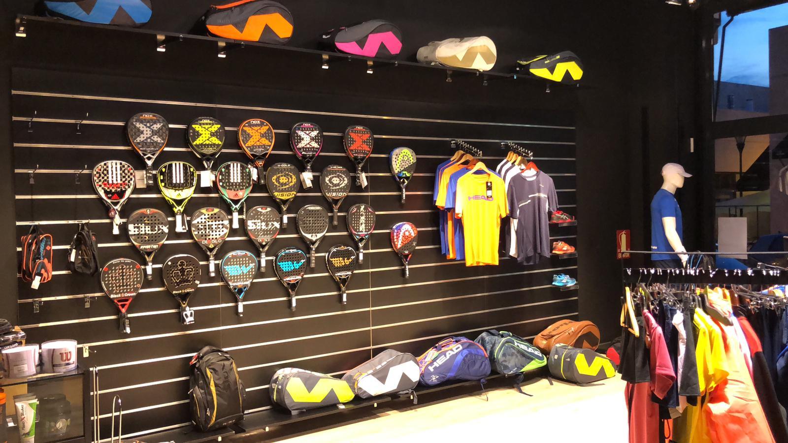 nueva productos nuevo estilo de precio más bajo con Tienda de padel en Las Rozas - PADEL NUESTRO